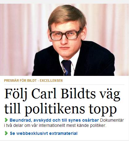 carl Bildt svt
