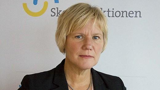 Ann-Marie Begler, generaldirektör Skolinspektionen