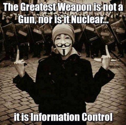 Info control