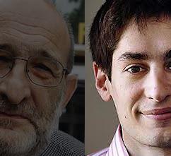 Jerzy Sarnecki och Peter Wolodarski