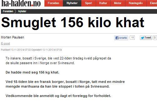 halden norsk media